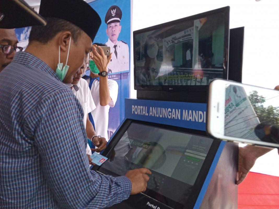 Kuripan, Desa Digital Pertama di Lombok Barat