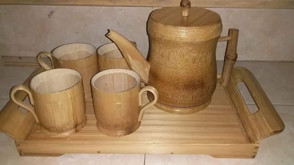 Produk Kreatif Warga Desa Kuripan